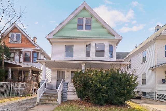 6912 Worley Avenue, Cleveland, OH 44105 (MLS #4320142) :: RE/MAX Edge Realty