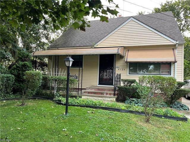 4126 E 106 Th Street, Cleveland, OH 44105 (MLS #4320239) :: The Holly Ritchie Team