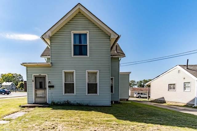 473 Ohio Avenue, Salem, OH 44460 (MLS #4320243) :: Tammy Grogan and Associates at Keller Williams Chervenic Realty