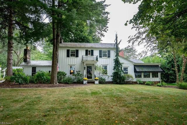 141 High St, Canfield, OH 44406 (MLS #4320278) :: Jackson Realty