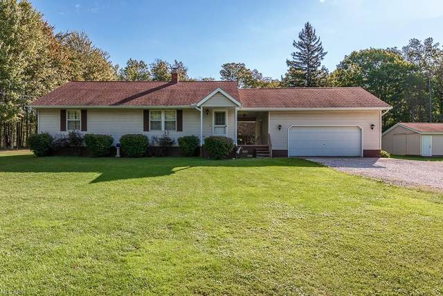 10401 Clay Street, Montville, OH 44064 (MLS #4320321) :: Jackson Realty