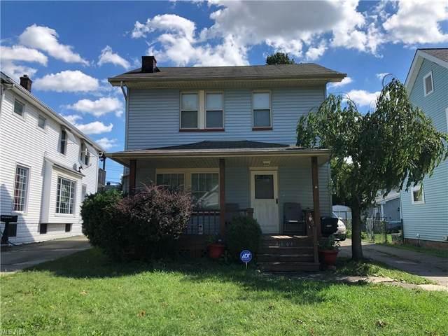 4661 Horton Road, Garfield Heights, OH 44125 (MLS #4320335) :: The Crockett Team, Howard Hanna