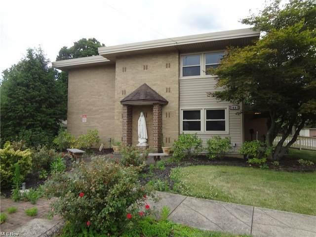 1401 Moncrest Drive NW, Warren, OH 44485 (MLS #4320356) :: The Tracy Jones Team
