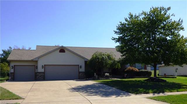 1205 Four Winds Court, Niles, OH 44446 (MLS #4320410) :: The Tracy Jones Team