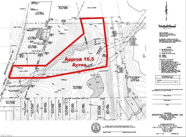 4107 Brecksville Road, Richfield, OH 44286 (MLS #4320446) :: The Art of Real Estate