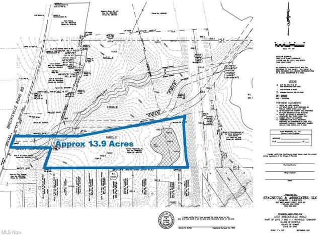 4107 Brecksville Road, Richfield, OH 44286 (MLS #4320447) :: The Art of Real Estate