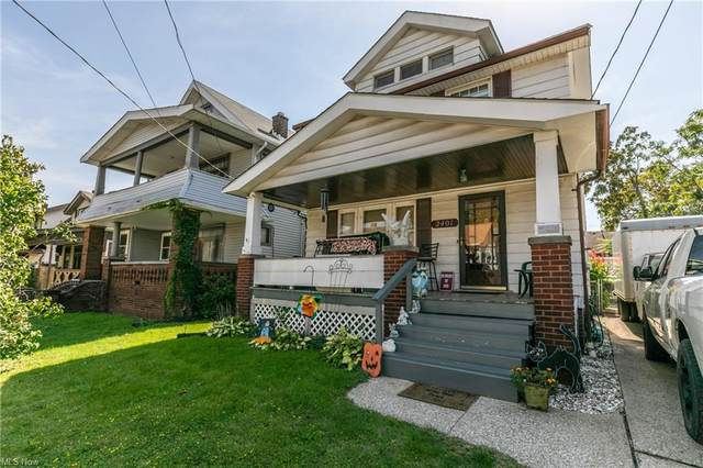 2401 Natchez Avenue, Cleveland, OH 44109 (MLS #4320546) :: The Holly Ritchie Team