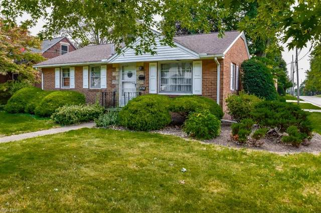 2130 Mount Vernon Boulevard NW, Canton, OH 44709 (MLS #4320613) :: Select Properties Realty