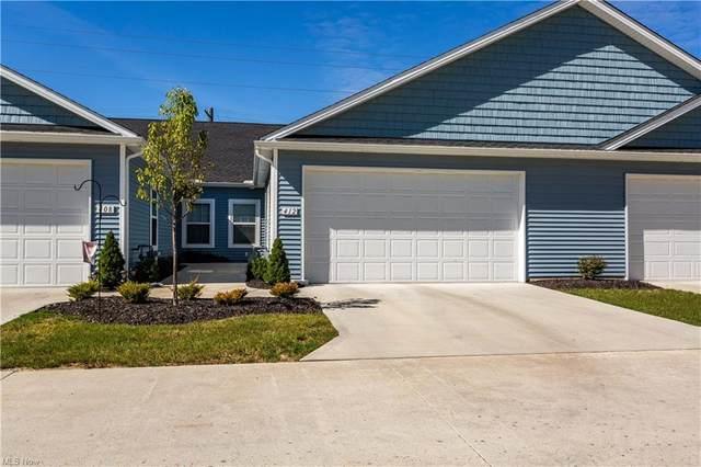 412 Deer Crossing, Elyria, OH 44035 (MLS #4320636) :: The Art of Real Estate