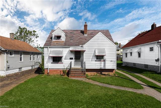 3804 Buechner Avenue, Cleveland, OH 44109 (MLS #4320639) :: The Holly Ritchie Team