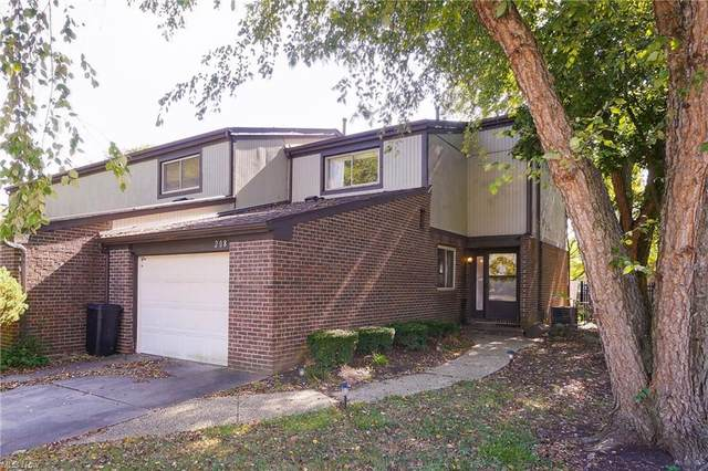 208 Saint Clair Drive, Akron, OH 44307 (MLS #4320646) :: The Holly Ritchie Team