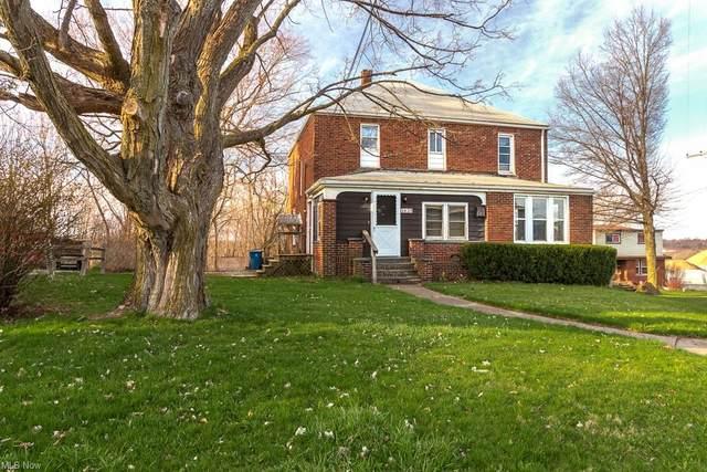 2823 Columbus Road NE, Canton, OH 44705 (MLS #4320736) :: Select Properties Realty