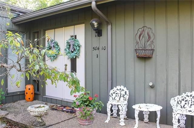 504 Concord Downs Circle #10, Aurora, OH 44202 (MLS #4320746) :: Vines Team