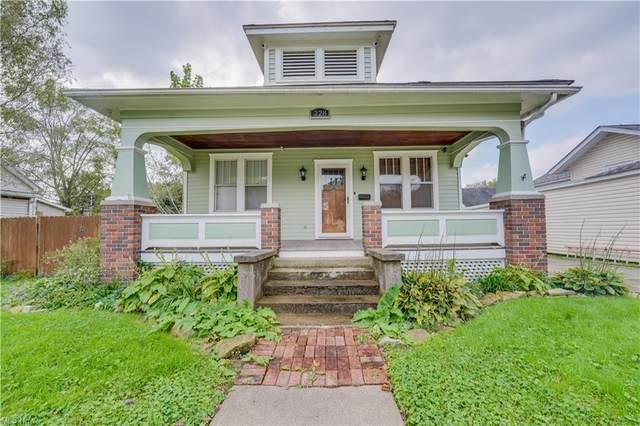 228 Mckeever Street, Crooksville, OH 43731 (MLS #4320831) :: RE/MAX Edge Realty