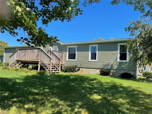 3040 Pebble Road SE, Carrollton, OH 44615 (MLS #4320855) :: Select Properties Realty