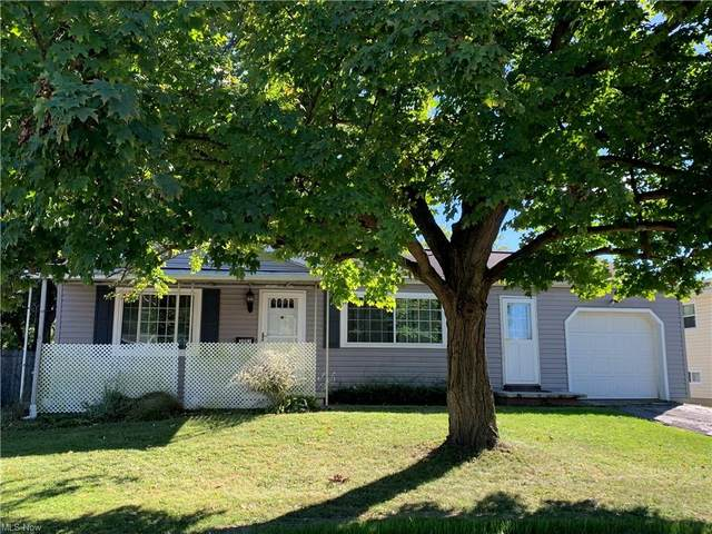 3081 Tod Avenue NW, Warren, OH 44485 (MLS #4320998) :: The Holly Ritchie Team