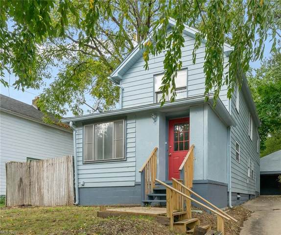 14 Olive Street, Niles, OH 44446 (MLS #4321019) :: The Holly Ritchie Team