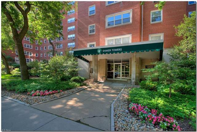 13800 Shaker Boulevard #408, Cleveland, OH 44120 (MLS #4321032) :: The Art of Real Estate