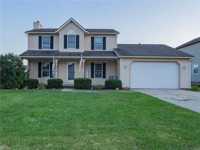 114 Buffalo Ridge Street, Louisville, OH 44641 (MLS #4321058) :: Select Properties Realty