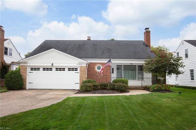 20235 Parklane Drive, Rocky River, OH 44116 (MLS #4321104) :: The Holly Ritchie Team