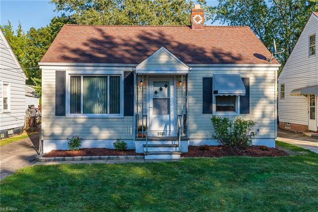 1565 Mapledale Road, Wickliffe, OH 44092 (MLS #4321120) :: Simply Better Realty