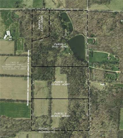 1109 County Road 2256, Perrysville, OH 44864 (MLS #4321153) :: The Art of Real Estate