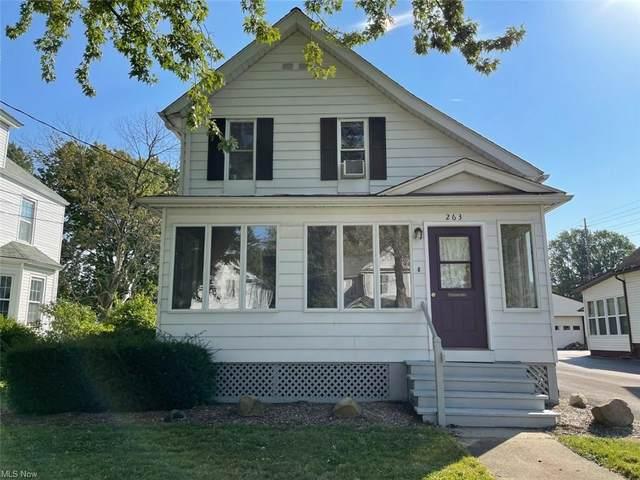 263 King Street, Ravenna, OH 44266 (MLS #4321246) :: RE/MAX Edge Realty