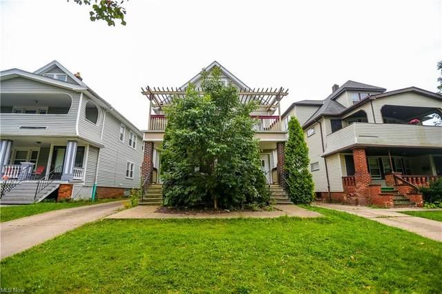 3390 Beechwood Avenue #1, Cleveland Heights, OH 44118 (MLS #4321274) :: Vines Team
