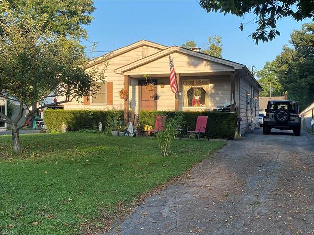 5027 Firnley Avenue, Boardman, OH 44512 (MLS #4321296) :: The Art of Real Estate