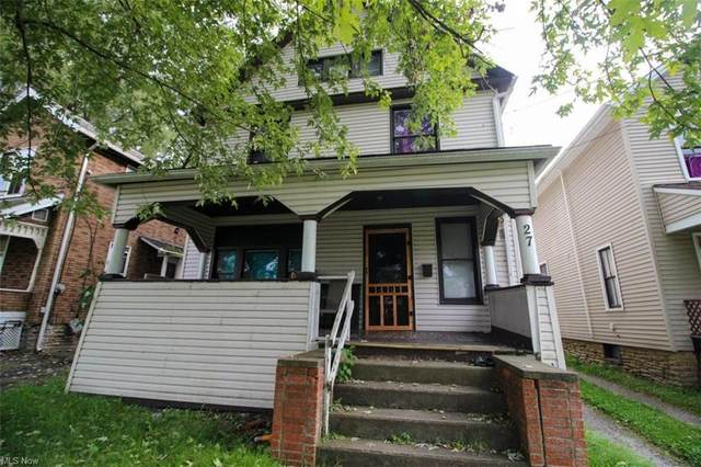 27 Neil Street, Niles, OH 44446 (MLS #4321336) :: RE/MAX Edge Realty