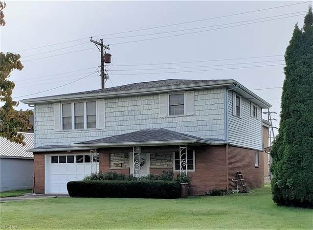 313 Mound Street, Tiltonsville, OH 43963 (MLS #4321412) :: Jackson Realty