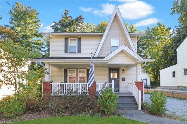 323 Ihrig Avenue, Wooster, OH 44691 (MLS #4321501) :: Tammy Grogan and Associates at Keller Williams Chervenic Realty