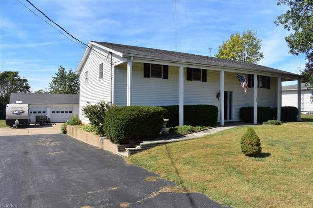 3909 Maple Avenue, Castalia, OH 44824 (MLS #4321509) :: Simply Better Realty