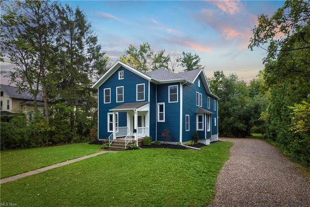 229 W College Street, Oberlin, OH 44074 (MLS #4321540) :: The Art of Real Estate