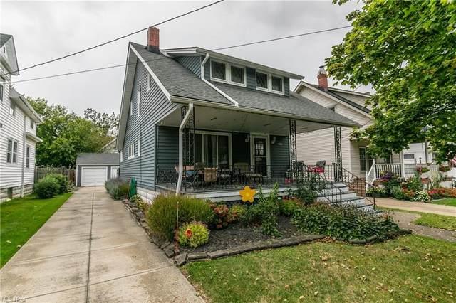 1634 Rosewood Avenue, Lakewood, OH 44107 (MLS #4321544) :: Jackson Realty