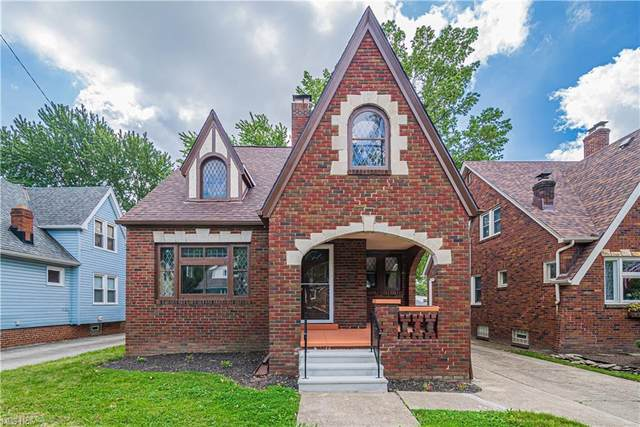 1801 Merl Avenue, Cleveland, OH 44109 (MLS #4321568) :: The Holly Ritchie Team