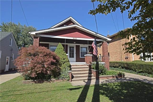 5302 Stickney Avenue, Cleveland, OH 44144 (MLS #4321675) :: The Holly Ritchie Team