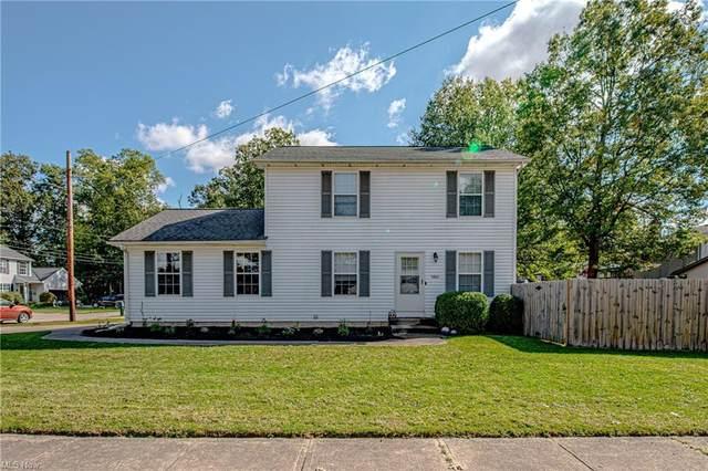 5861 Rosebelle Avenue, North Ridgeville, OH 44039 (MLS #4321680) :: Jackson Realty