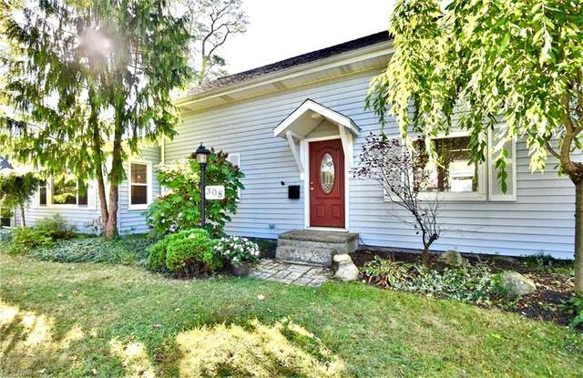 308 N Hambden Street, Chardon, OH 44024 (MLS #4321701) :: Jackson Realty