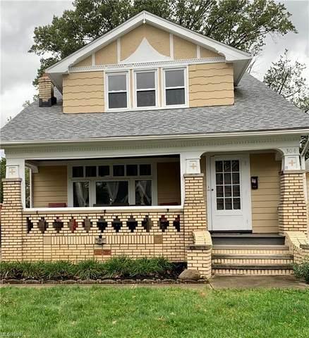 304 E 208th Street, Euclid, OH 44123 (MLS #4321707) :: Keller Williams Chervenic Realty