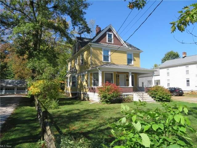 208 N Main Street, Oberlin, OH 44074 (MLS #4321912) :: Select Properties Realty