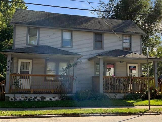 2315 Selzer Avenue, Cleveland, OH 44109 (MLS #4321969) :: Jackson Realty