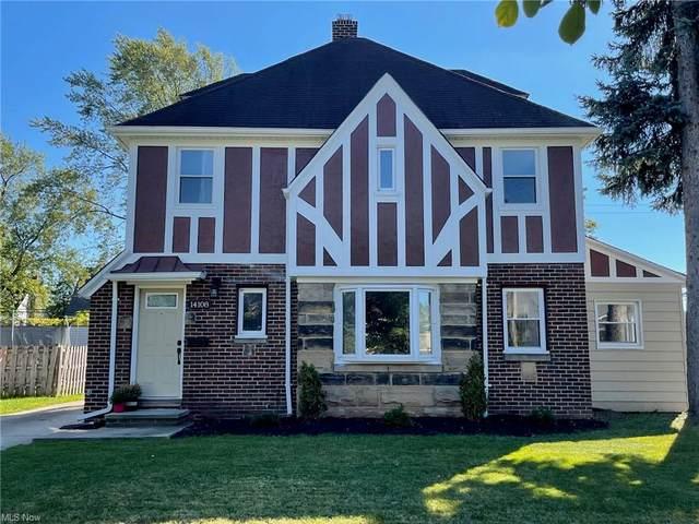 14108 Becket Road, Shaker Heights, OH 44120 (MLS #4321980) :: Tammy Grogan and Associates at Keller Williams Chervenic Realty