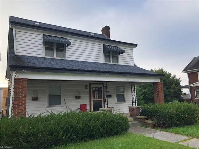 1124 Indiana Street, Martins Ferry, OH 43935 (MLS #4321989) :: Tammy Grogan and Associates at Keller Williams Chervenic Realty