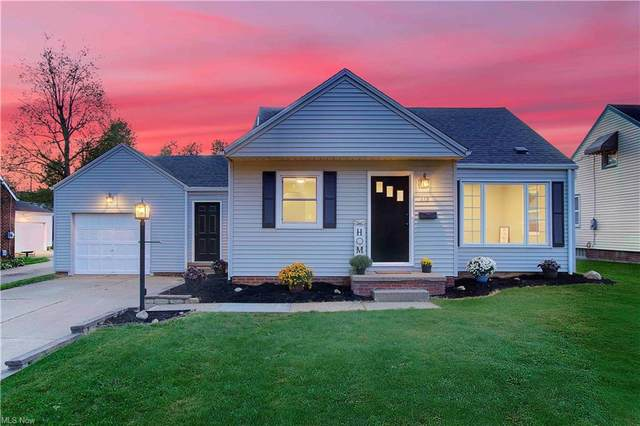 315 Eden Avenue NW, Massillon, OH 44646 (MLS #4322043) :: Select Properties Realty