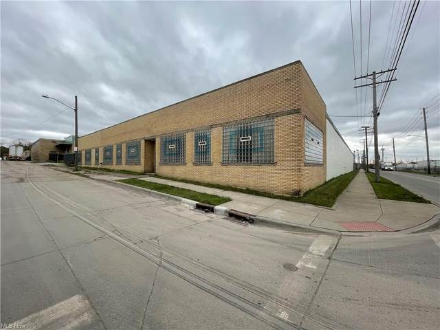 9110 George Avenue, Cleveland, OH 44105 (MLS #4322048) :: Select Properties Realty