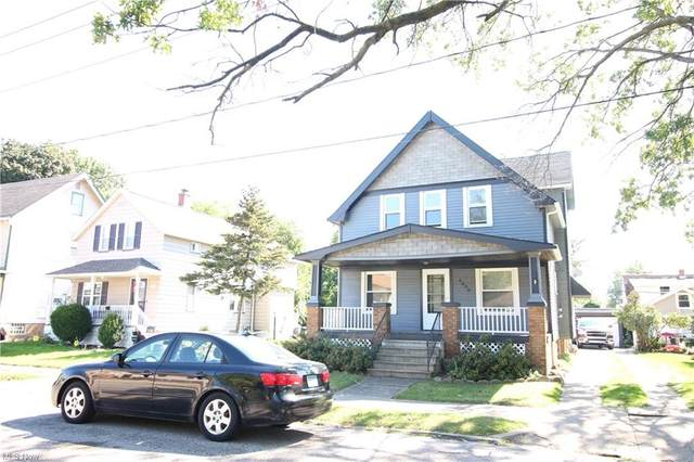 4209 Stickney Avenue, Cleveland, OH 44109 (MLS #4322054) :: RE/MAX Edge Realty