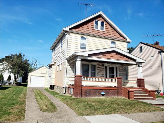 2313 E 32nd Street, Lorain, OH 44055 (MLS #4322061) :: RE/MAX Edge Realty