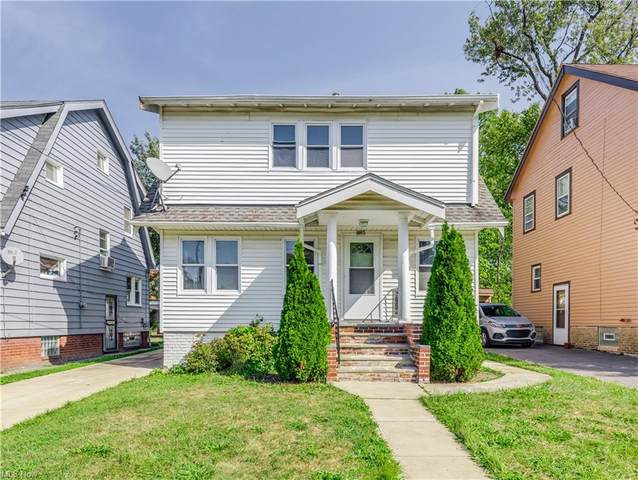 885 Woodview Road, Cleveland Heights, OH 44121 (MLS #4322120) :: Simply Better Realty