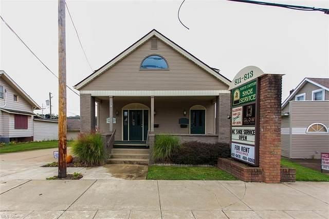 811 N Main Street, North Canton, OH 44720 (MLS #4322211) :: Vines Team